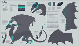 Sylain Dragon Reference