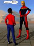 Captain Marvel meets Billy Batson