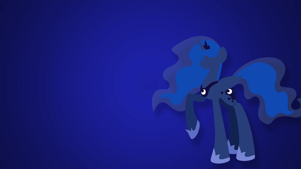 Princess Luna Wallpaper by LegoRJ35