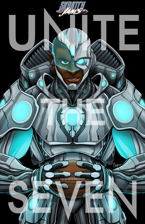 CyborgSkratchJams by MattFranklin