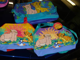 Some of the Nala oriented bags
