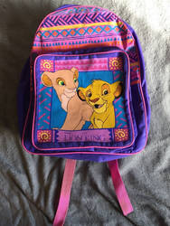 Newest Nala Backpack by NalaAddict