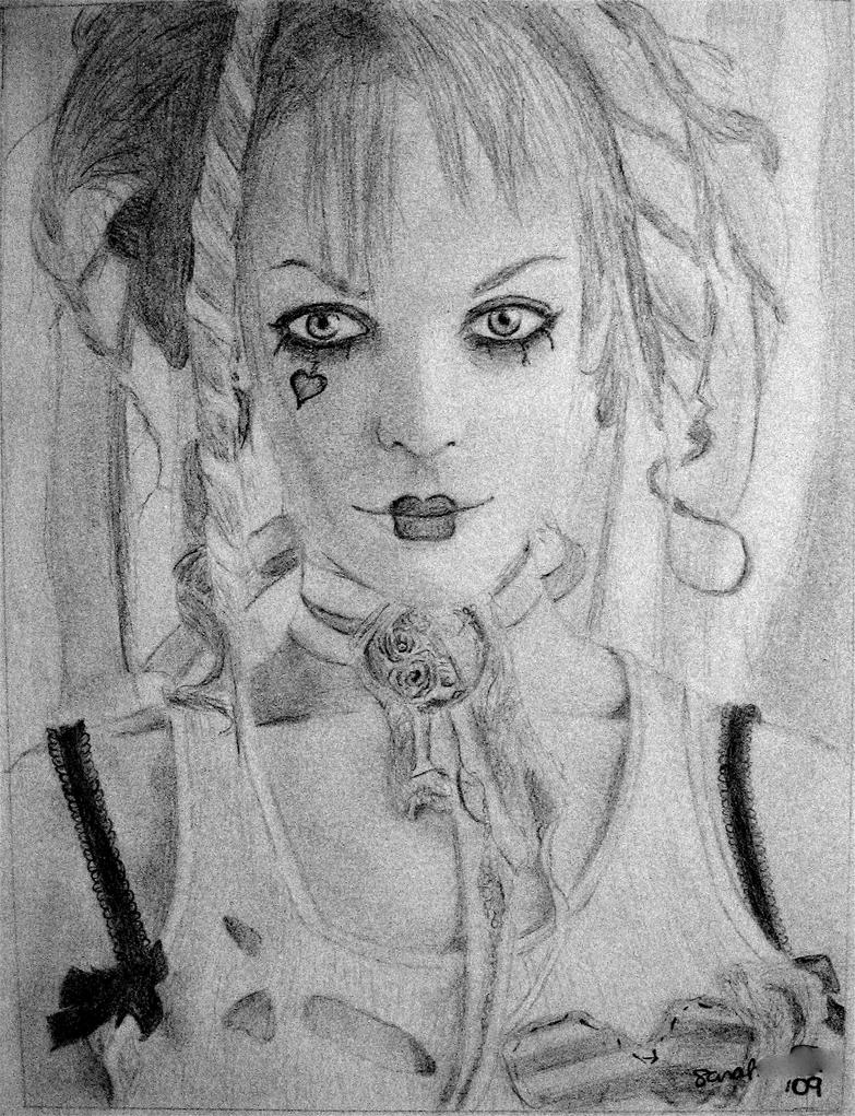 Emilie Autumn by *xoruhtra on