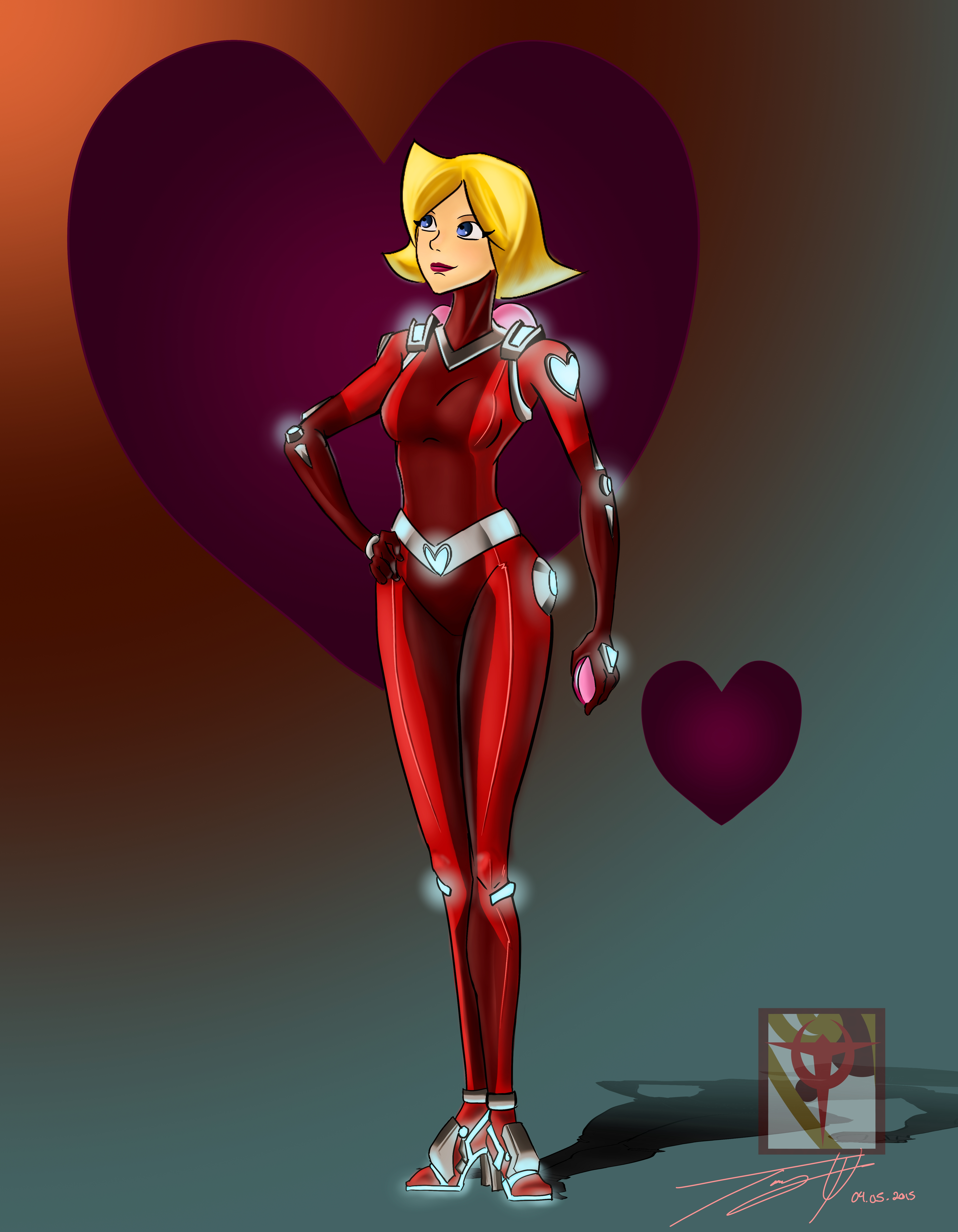 totally spies clover