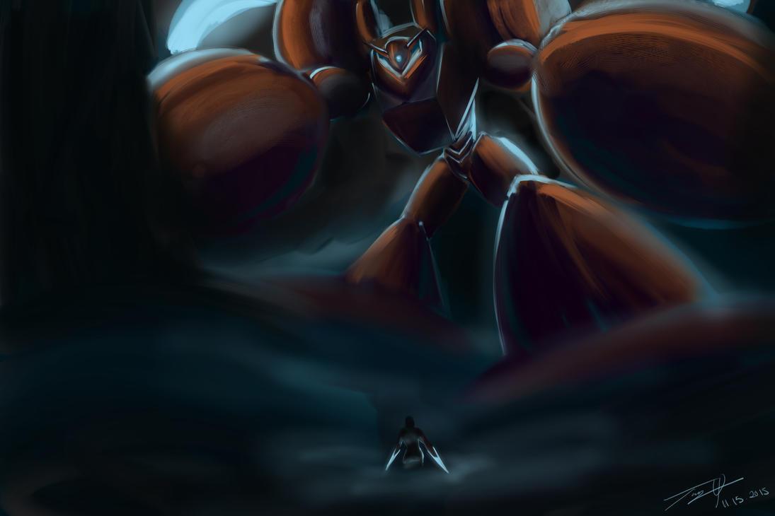 Project Infinity Awaken by MonsterSix