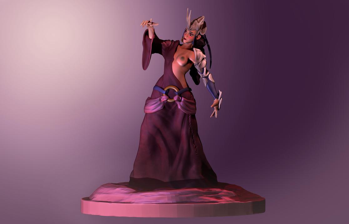 Master Sorcer by MonsterSix