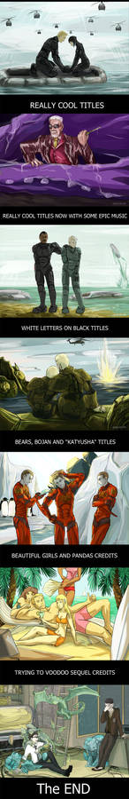 How Pacific Rim Should Have Ended  =)