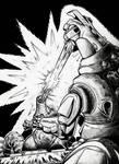 Godzilla vs Mechagodzilla 93