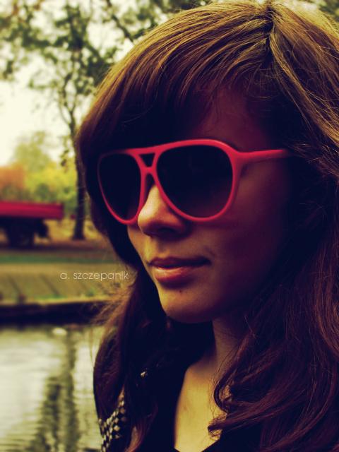 Sunglasses by Gollumek