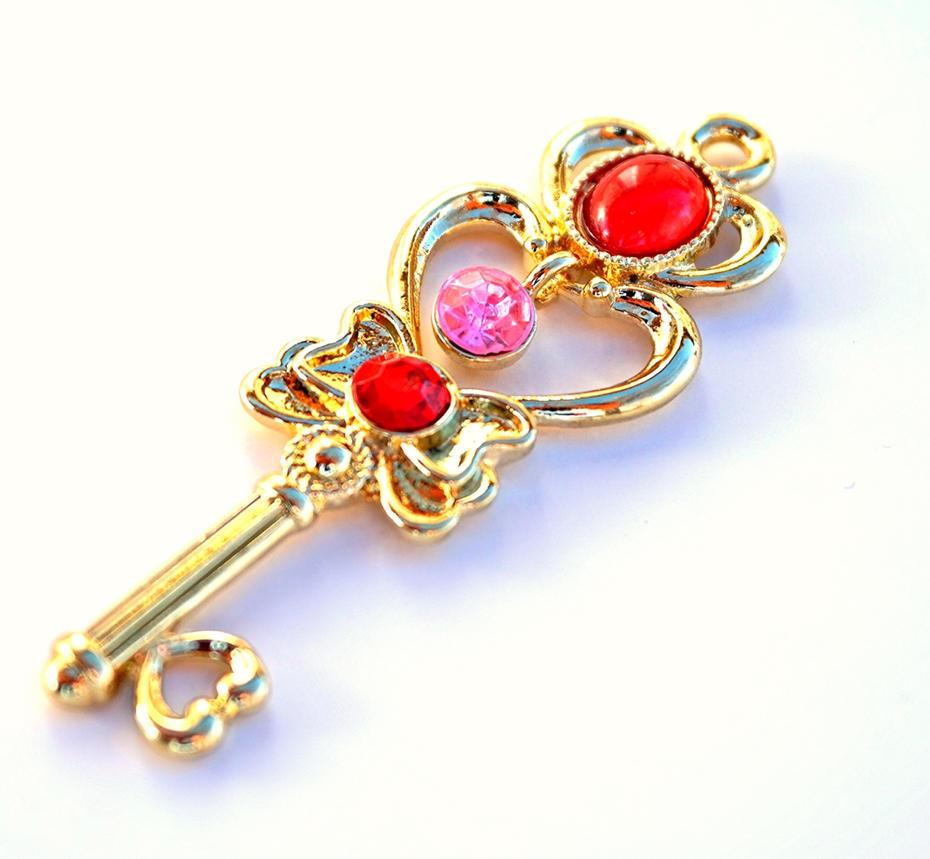 Sailor Moon Key Of Time By StarlightStudioProps On DeviantArt