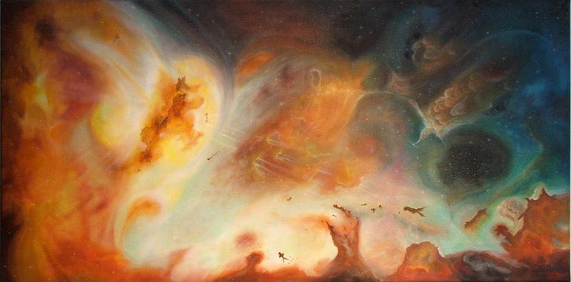 Nebulosa by wmartz