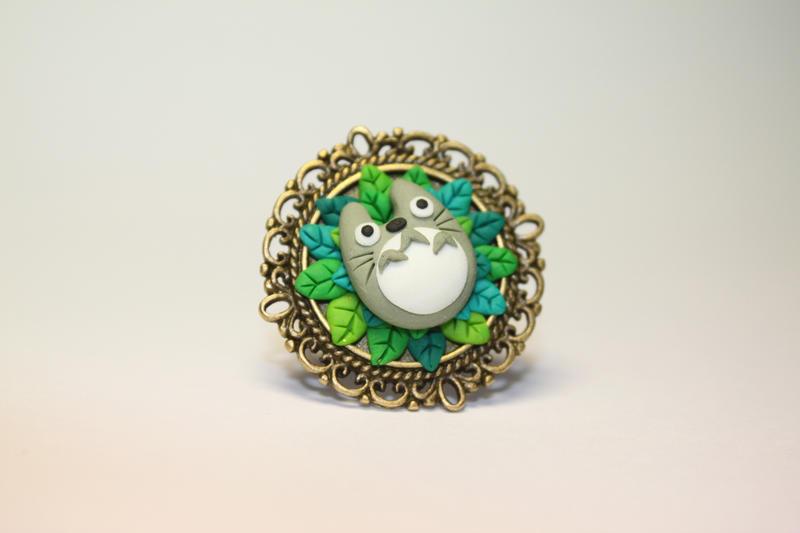 Totoro Ring by Nabila1790
