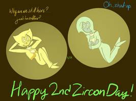Zircon Day 2019