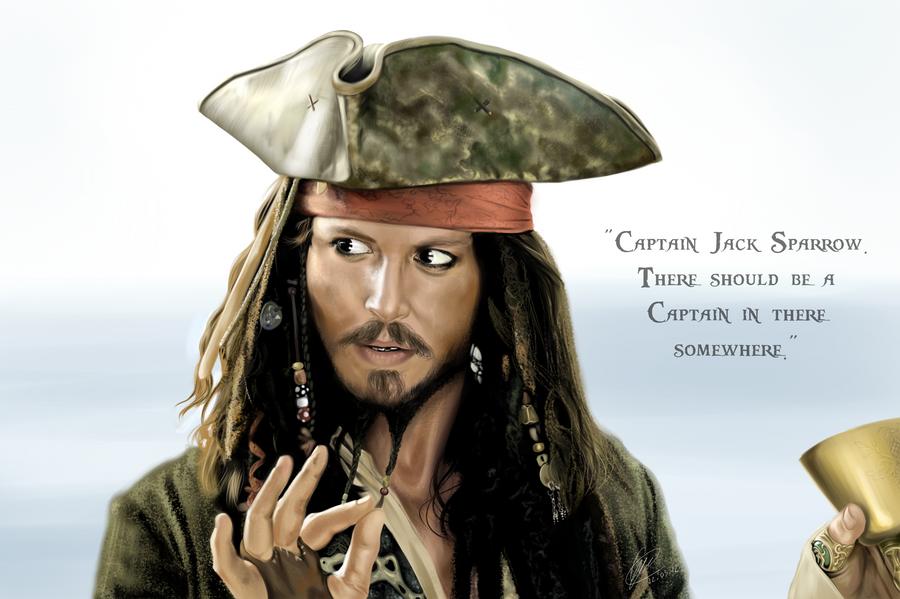 Jack Sparrow I Can Go ...
