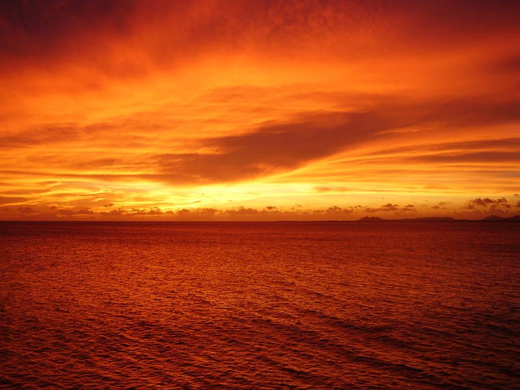 The Lava Sky