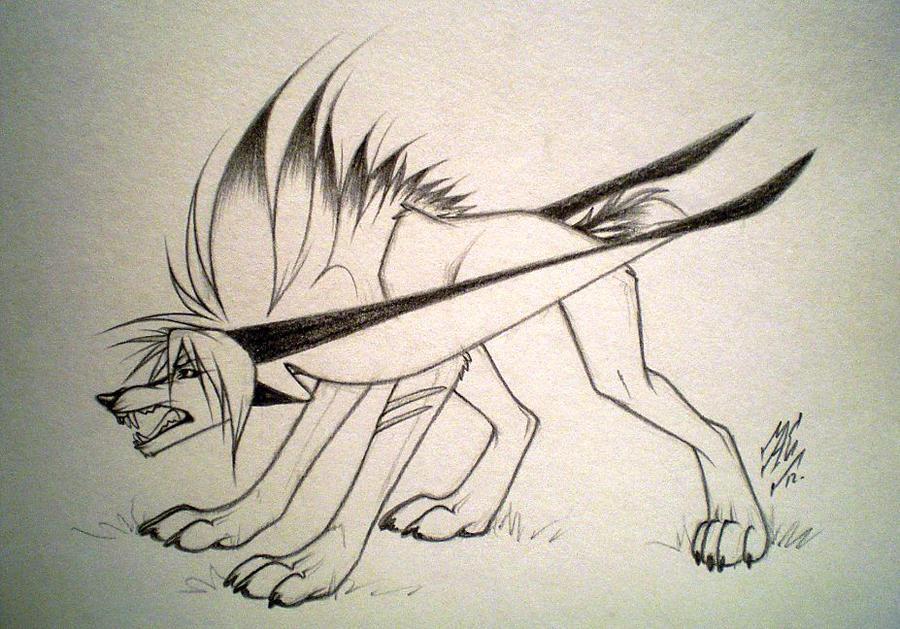 ...Beast... by Obanamania