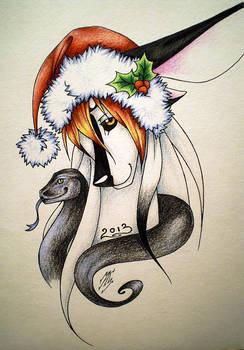 ...2013 black snake year...