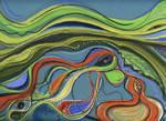 oceans of kelp by LineBendergirl