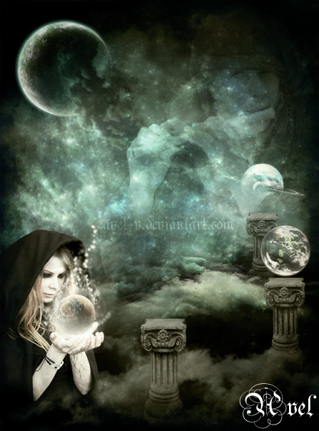 Les Mondes de Miranda by Avel-V