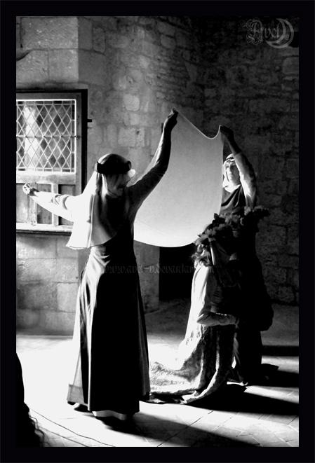 Medieval Wedding by Avel-V
