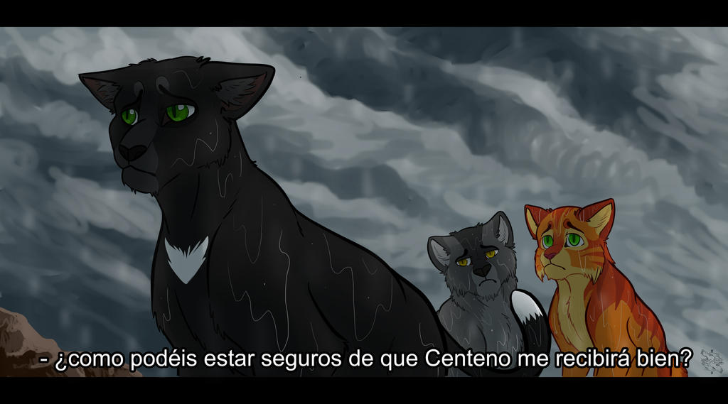 cuervo deja el clan del trueno by KingXolotl