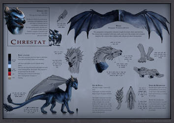 Chrestat Reference Sheet by Nightpark