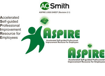 Aspire Logo by DCJaxDesign