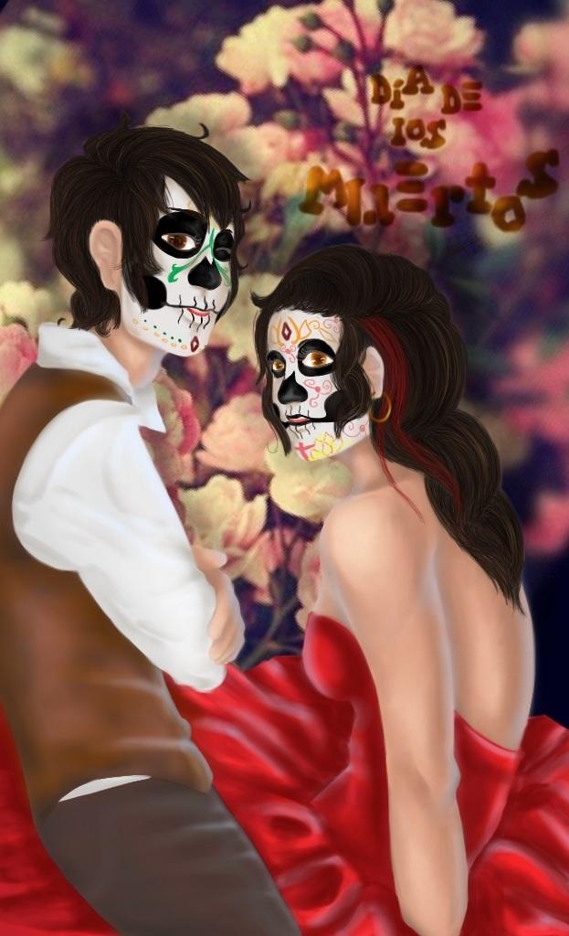 Feliz Dia de los Muertos by K1ZUKI