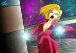 Android 18 tournament of power
