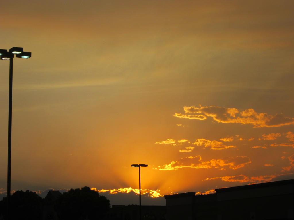 Golden light by yurikazekage