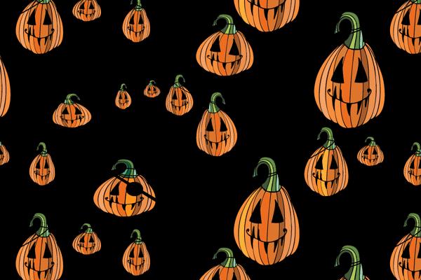 Halloween pumpkins by pajkabajka on deviantart