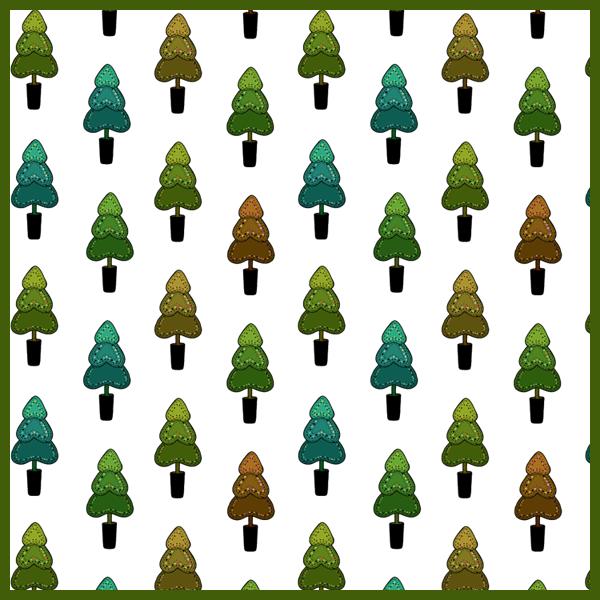 Christmas pattern 3 by PajkaBajka