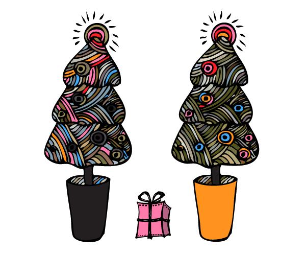 Christmas by PajkaBajka