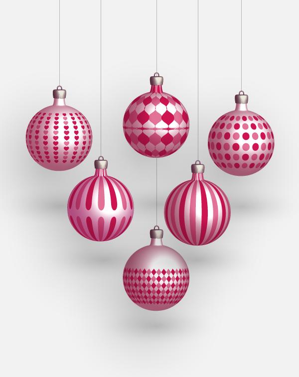 Christmas balls by PajkaBajka