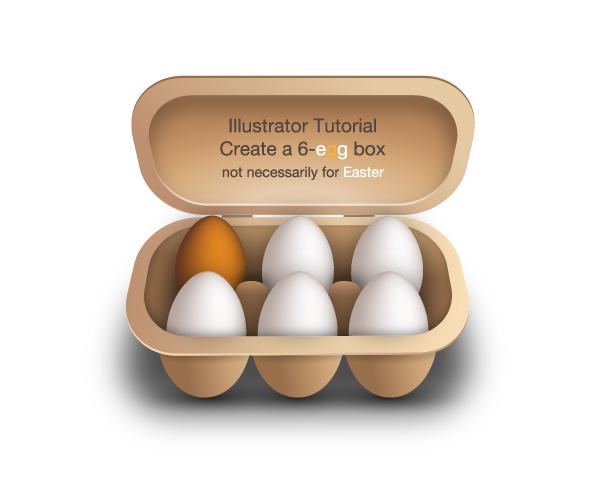 Six-Egg Box by PajkaBajka