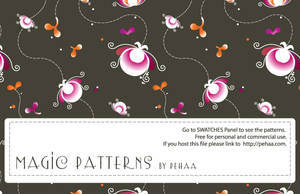 Magic Patterns 2 by PajkaBajka