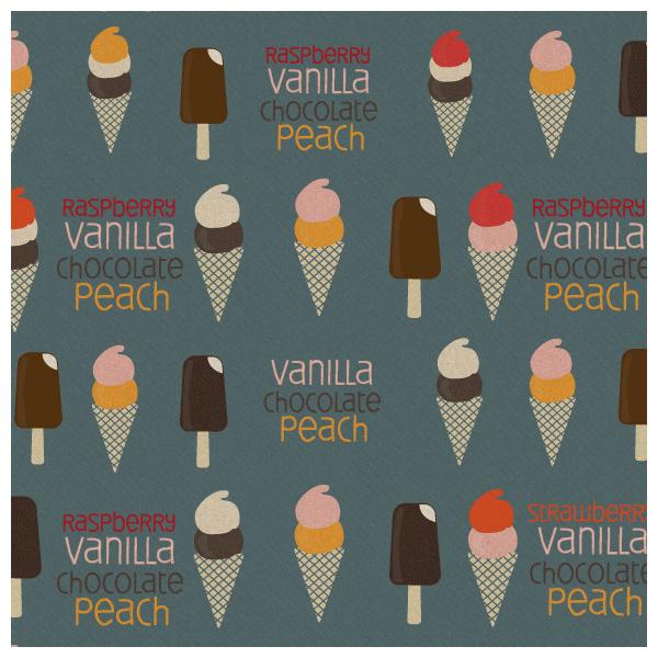 Ice creams by PajkaBajka