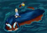 Digimon Reboot- In Deep Waters