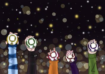 Digimon Sanctum - Winter Lights