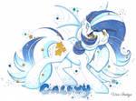 :Giftart:  Galaxy for Owlity by Viva-Indigo