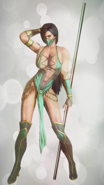 Mortal Kombat Jade by LordHayabusa357