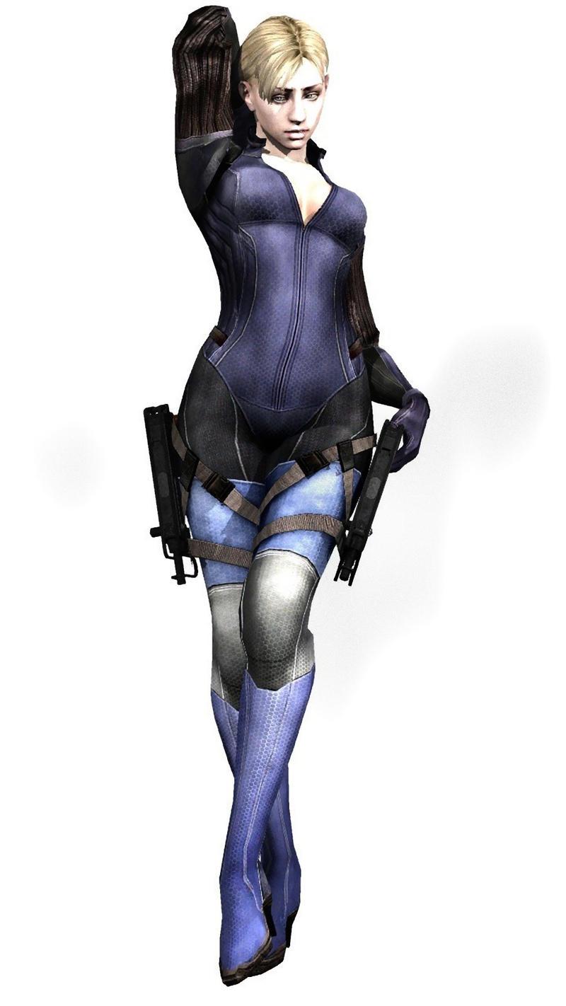 Battlesuit Jill Valentine 2 by LordHayabusa357