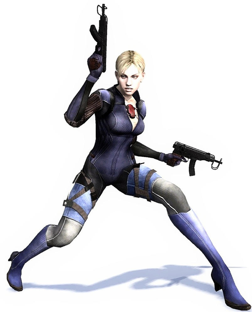 Battlesuit Jill Valentine 3 by LordHayabusa357