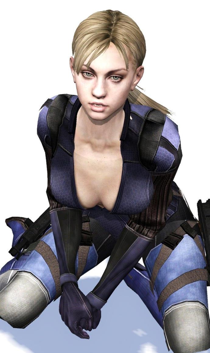 Battlesuit Jill Valentine 5 by LordHayabusa357