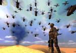Air Cavalry Inbound