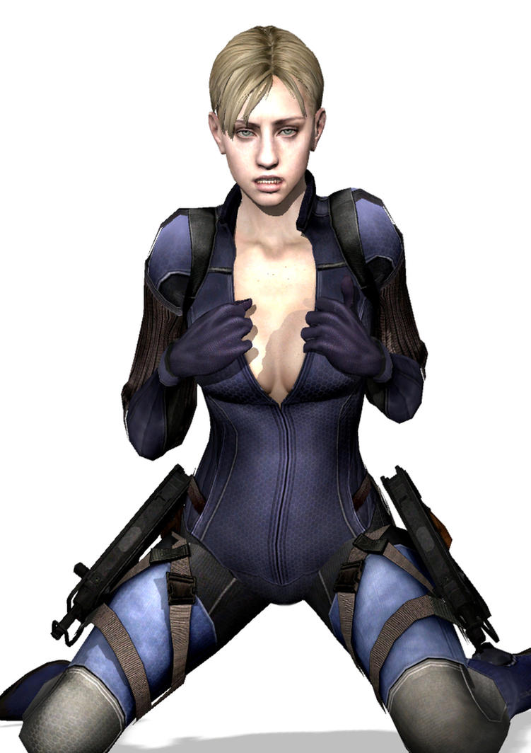Battlesuit Jill Valentine 7 by LordHayabusa357