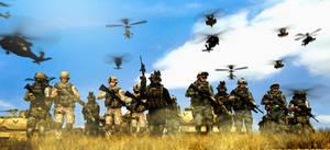 U.S Ground Forces