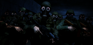 The Dreaded Gas Masks