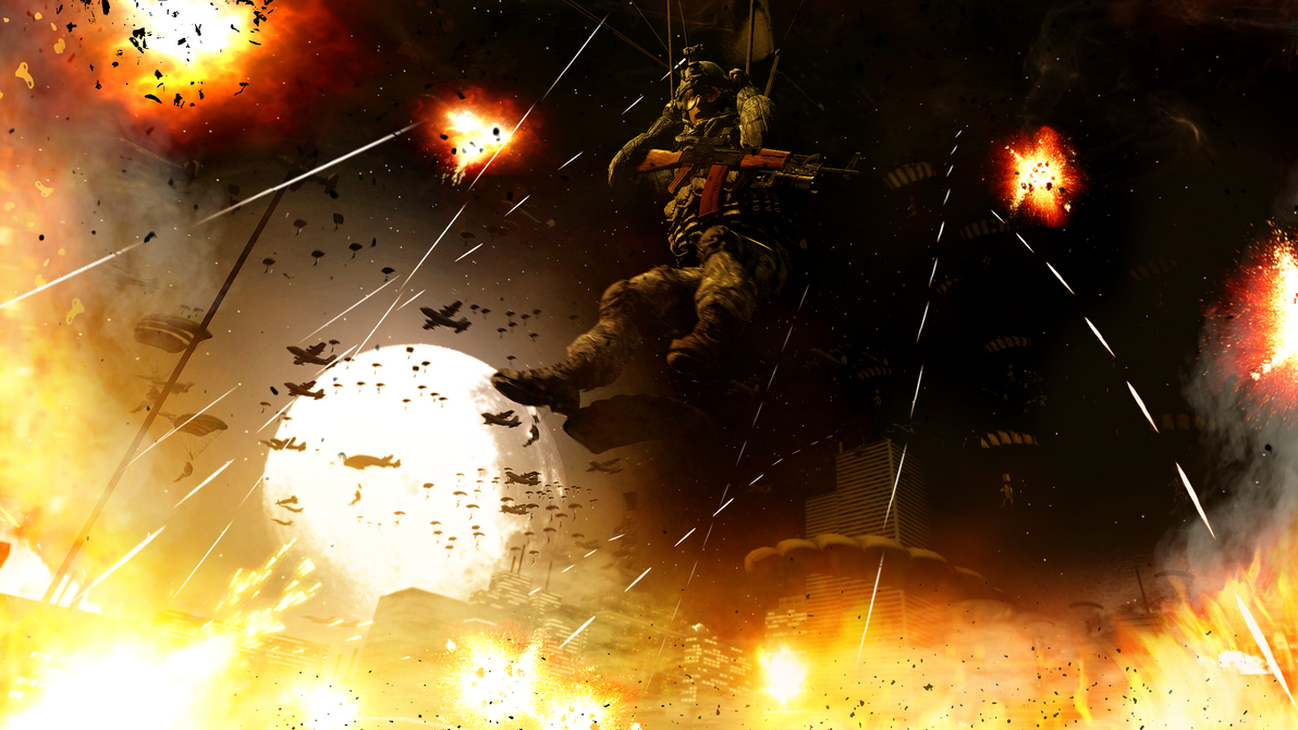 Russian Army Blitzkrieg V.2 by LordHayabusa357