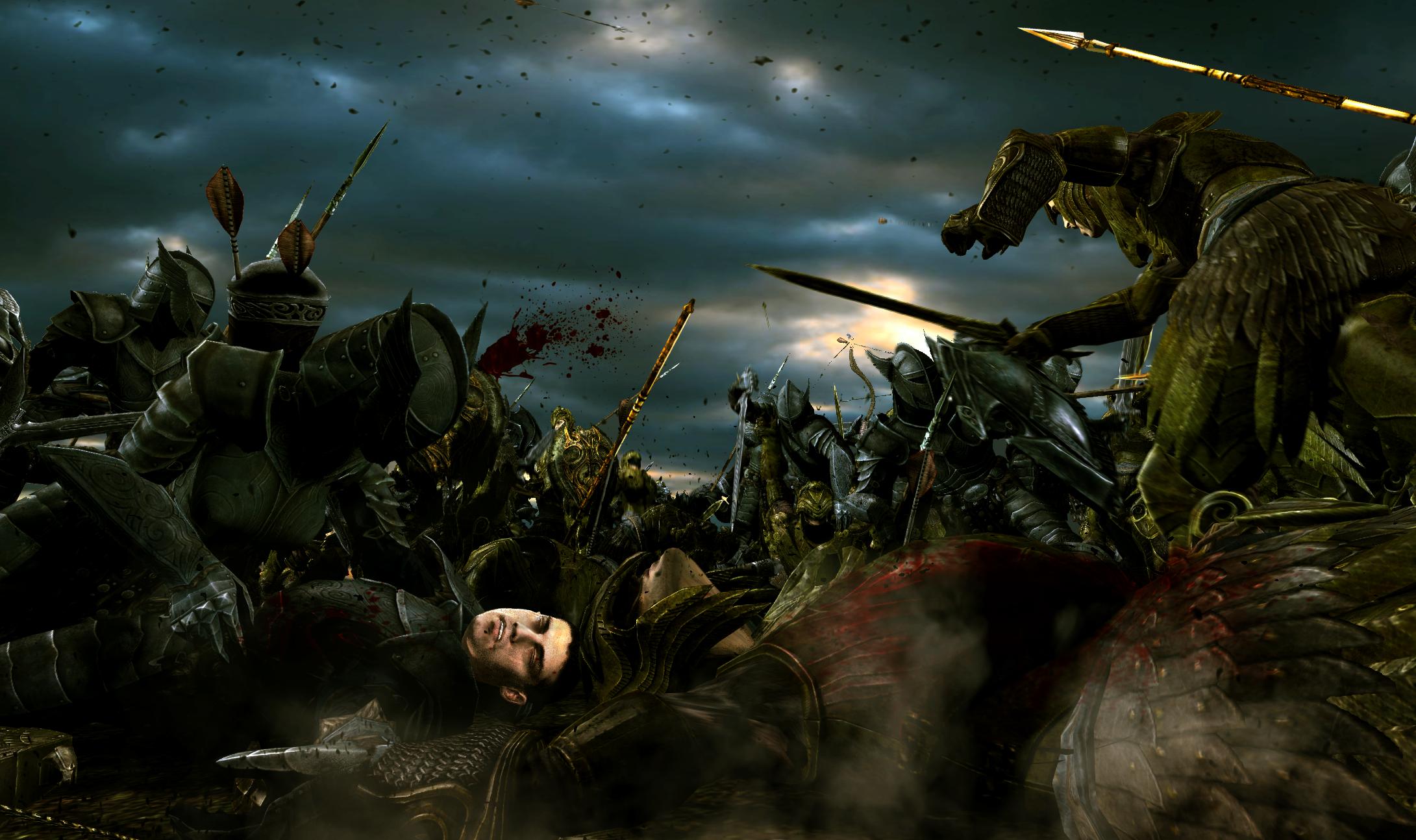 This Hellish Battle by LordHayabusa357